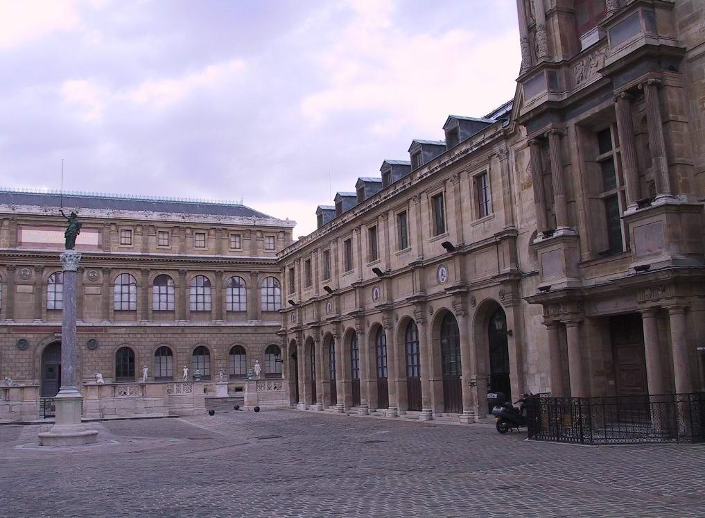 Ecole architecture beaux arts paris Ecole architecture